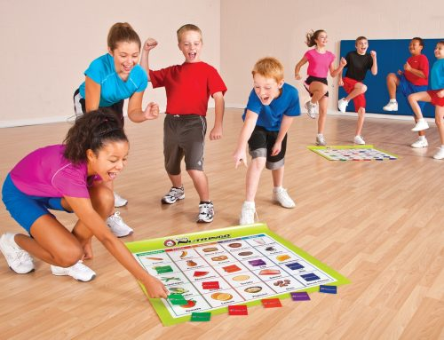 Is PE Class a Good Time to Teach About Nutrition?